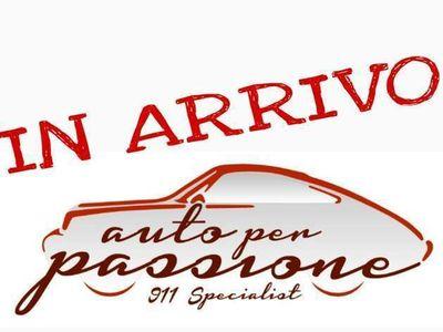 usata Porsche 911 Carrera Cabriolet 996 2 Book service ITALIANA