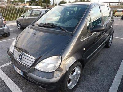 usata Mercedes A170 CDI cat Avantgarde