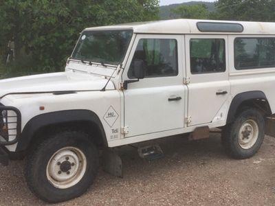 brugt Land Rover Defender 110