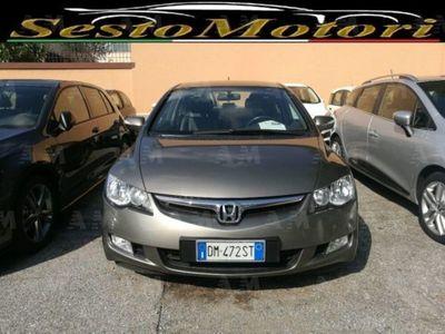 usata Honda Civic Hybrid 1.3 i-DSi i-VTEC 4p