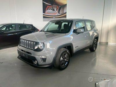 usata Jeep Renegade 1.6 130 Cv Km 0 Longitudine