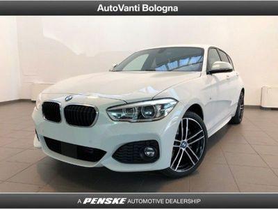 usata BMW 120 Serie 1 d xDrive 5p. Msport nuova a Granarolo dell'Emilia