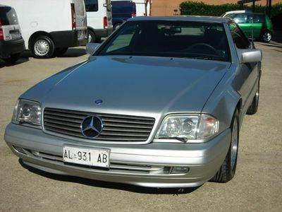 usata Mercedes SL320 ClasseCat Usato