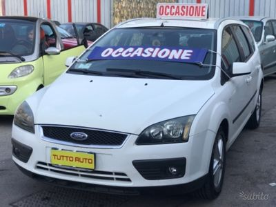 used Ford Focus 1,6td sw full opt 2007