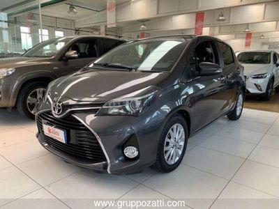 usata Toyota Yaris Yaris 1.4 D-4D 5 porte Lounge1.4 D-4D 5 porte Lounge