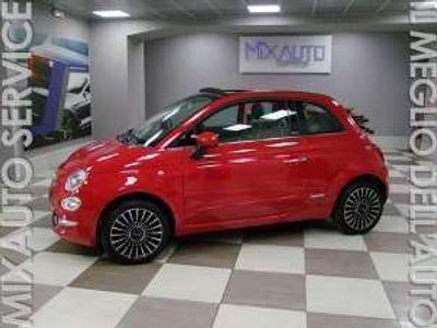 usata Fiat 500C 1.2 69cv Lounge ESP EU6