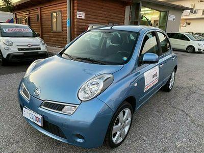 usata Nissan Micra 1.2 Pure Drive 80 cv 5 Porte
