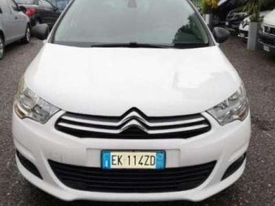 usata Citroën C4 1.6 VTi 120 aut. Seduction