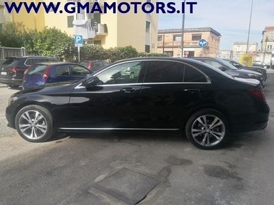 usata Mercedes C200 d Automatic Premium rif. 7567715