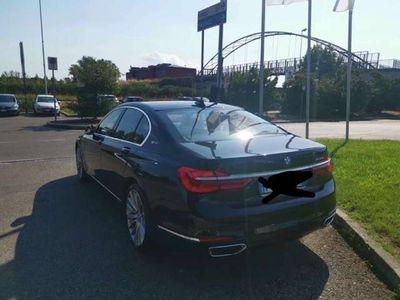 usata BMW 740 Serie 7 (G11/G12) Luxury