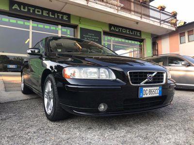 used Volvo S60 Momentum 2.4 manuale Euro 4 FAP Unico Proprietario