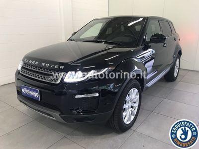 usata Land Rover Range Rover evoque EVOQUE 2.0 ed4 SE Dynamic 150cv 5p