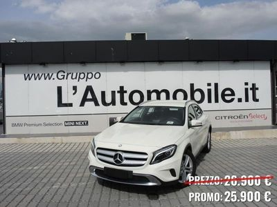 gebraucht Mercedes 170 GLA - X156 220 d (cdi) Sportauto