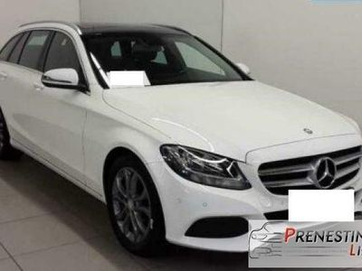 used Mercedes C220 d S.W. tetto apribile navi pdc rif. 11689770