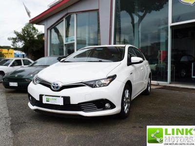 gebraucht Toyota Auris 1.8 Hybrid Lounge IN PERFETTE CONDIZIONI
