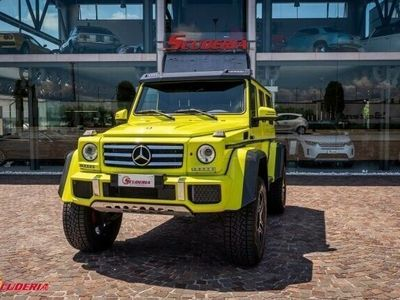 usata Mercedes G500 4x4² S.W.