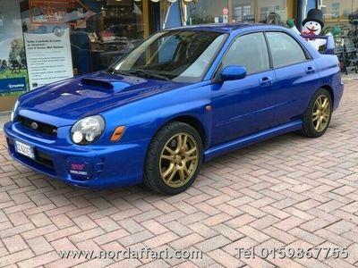 usata Subaru Impreza 2.0 turbo 16V cat STi