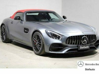 usata Mercedes AMG GT C Roadster Auto Cabrio COMAND rif. 12343747