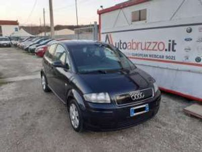 usata Audi A2 1.4 TDI Tagliandata, Revisionata Diesel