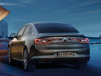 usata Renault Talisman Blue dCi 150 CV Executive 4Control