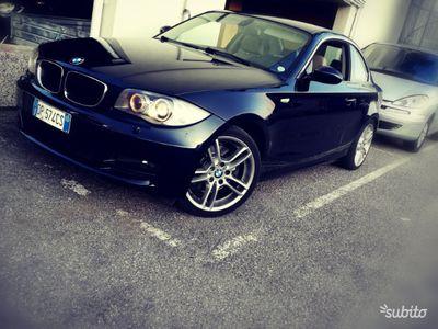 brugt BMW 123 Coupé D biturbo 204 cavalli