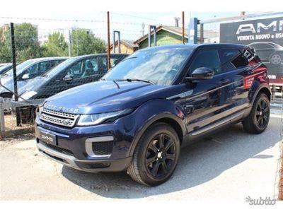 usado Land Rover Range Rover evoque TD4 150CV SE PURE (7