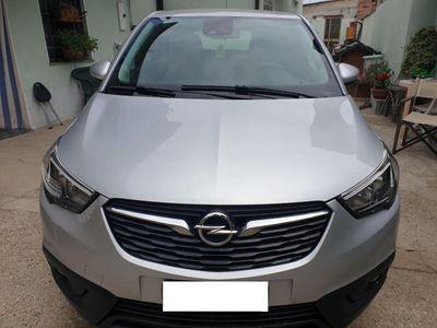 brugt Opel Crossland X