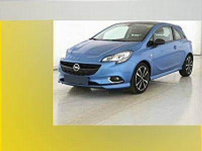 usata Opel Corsa Color Edition +opc-line+navi+shz+pdc+opc Line+klima