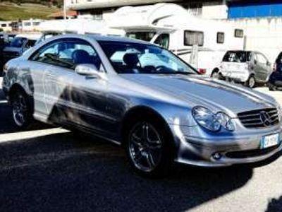usata Mercedes CLK240 cat Avantgarde Benzina
