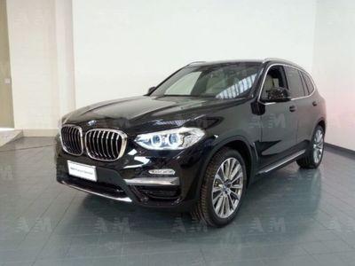 usata BMW X3 xDrive20d Luxury nuova a Lodi