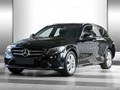 usata Mercedes C180 T Avantgarde Spur+totw Led+ Navi Kamera