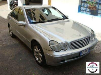 usata Mercedes C200 - ClasseKompr. TPS Elegance