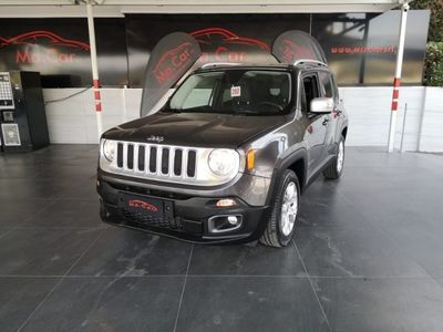 usata Jeep Renegade 1.4 MultiAir DDCT Limited GPL