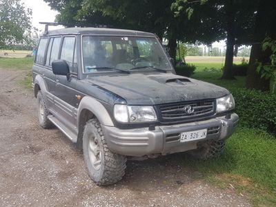 begagnad Hyundai Galloper 1999