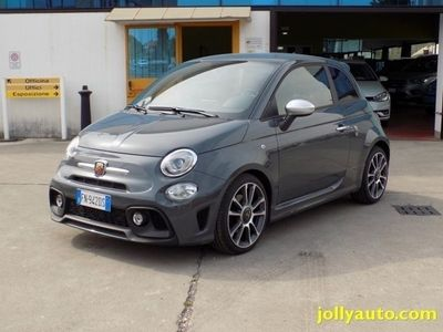 second-hand Fiat 500 Abarth 595 1.4 Turbo T-Jet 165 CV Turismo