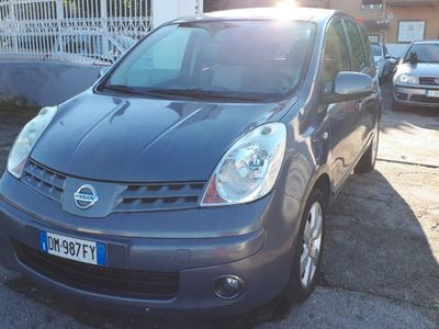 używany Nissan Note 1.4 16V GPL NUOVO full optional - 2008