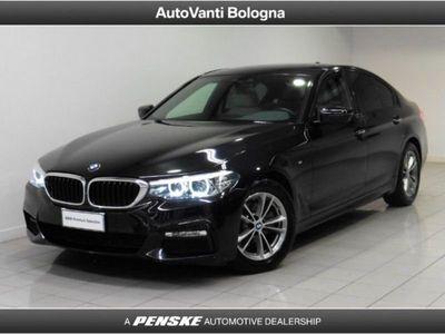 used BMW 520 d xDrive Msport