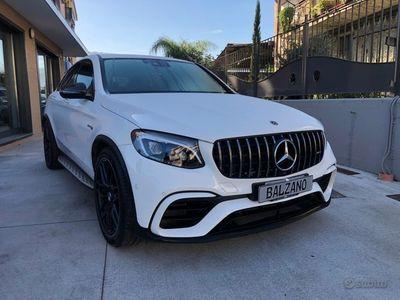 usata Mercedes S63 AMG glc coupe'amg iper full - 2018