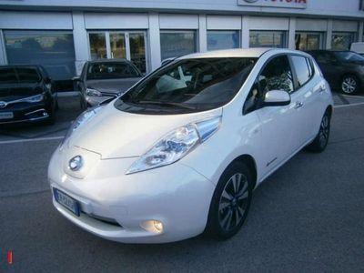 usata Nissan Leaf Elettrico Sincrono Trifase Tekna