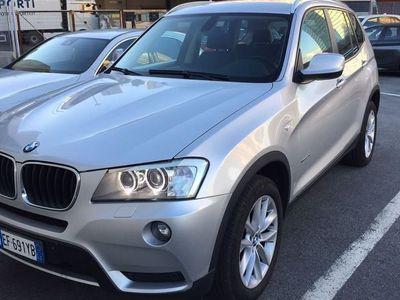 brugt BMW X3 X3xDrive20d Eletta