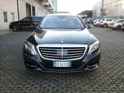 brugt Mercedes S500 4Matic Maximum Lunga