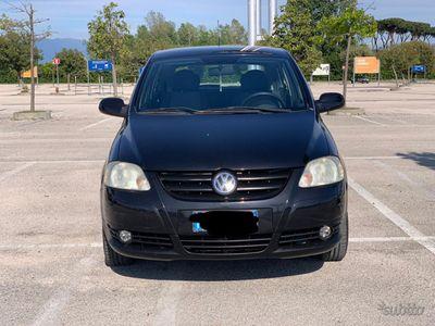 used VW Fox 1.2 benzina/GPL anno 2009