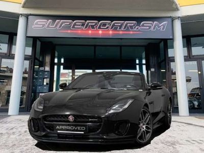 usata Jaguar F-Type Cabrio 2.0 aut. Convertibile R-Dynamic usato