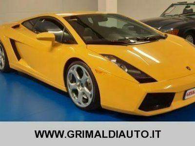 usata Lamborghini Gallardo 5.0 V10°SOLO 34.000KM DA NUOVA°ITALIANA 100%