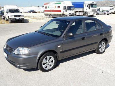 begagnad Hyundai Accent 1.5 crdi td 5 porte style diesel