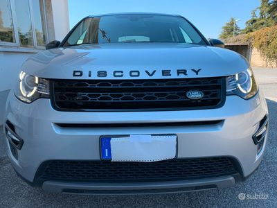 usata Land Rover Discovery Sport Discovery Sport 2.0 eD4 150 CV 2WD SE