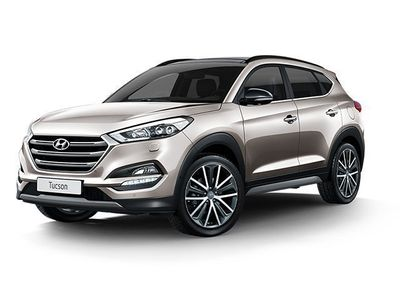 second-hand Hyundai Tucson 1.6 T-GDI 4WD DCT Exellence