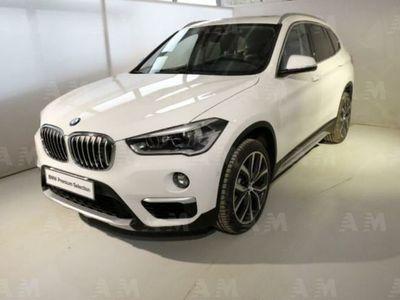 used BMW X1 xDrive18d xLine nuova a Asti