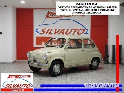 usata Fiat 600D fanalona - iscritta asi benzina