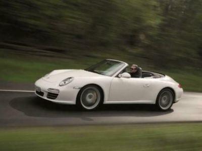 usata Porsche 911 Carrera S Cabriolet 997